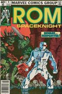 Rom SpaceKnight (1979-1986) #9