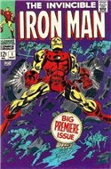 Iron Man Vol. 1 (1968-1996) (Comic book) #1