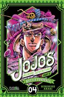 JoJo's Bizarre Adventure - Part II: Battle Tendency (Rústica con sobrecubierta) #4
