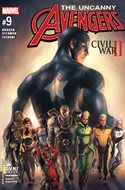 The Uncanny Avengers Vol. 2 (Revista) #9