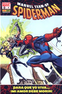 Marvel Team-Up Spiderman Vol. 2 (2007-2010) (Rústica 176 pp) #6