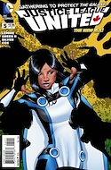 Justice League United (2014-2016) (Comic Book) #5