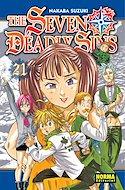 The Seven Deadly Sins (Rústica con sobrecubierta) #21