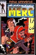Mark Hazzard Merc (Comic-book.) #8