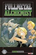 Fullmetal Alchemist (Rústica) #6
