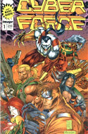 Cyberforce Vol. 1 (1994-1996) (Grapa 28-32 pp) #1