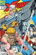X-Force Vol. 1 (1991-2002) (Comic Book) #9