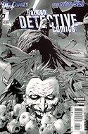 Batman Detective Comics Vol. 2 (2011-2016 Variant Cover) (Comic Book) #1
