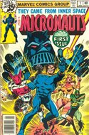 The Micronauts Vol.1 (1979-1984) (Comic Book 32 pp) #1