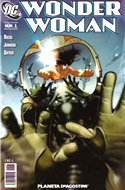Wonder Woman (2005-2007) (Grapa, 24-48 páginas) #1