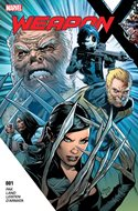 Weapon X Vol. 3 (2017-) (Comic-book) #1