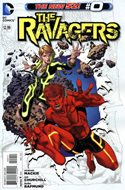The Ravagers (Grapa) #0