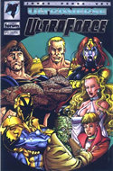 Ultraforce (1995-1996) (Grapa. 17x26. 24 páginas. Color) #0