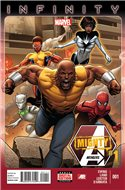 Mighty Avengers Vol. 2 (2013-2014) (Comic Book) #1