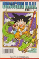 Dragon Ball (Grapa, blanco) #1