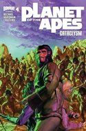 Planet of the Apes: Cataclysm (Comic Book) #4