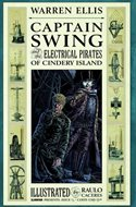Captain Swing and the Electrical Pirates of Cindery Island #2