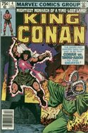 King Conan / Conan the King (Grapa, 48 págs.) #4