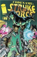 Codename: Strykeforce (1994-1995) (Comic Book) #5