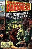 Chamber of Darkness / Monsters on The Prowl (Comic Book) #4