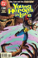 Young Heroes In Love (comic-book) #8