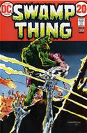 Swamp Thing (1972 1st Series) (Comic Book. 1972 - 1976) #3