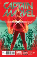 Captain Marvel Vol. 8 (Comic-Book) #4