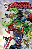 The New Avengers Vol. 4 (2015-2016) (Comic Book) #5