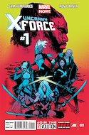 Uncanny X-Force Vol. 2 (Comic Book) #1