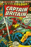 Captain Britain Vol. 1 (1976-1977) (Grapa) #5