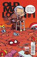 Old Man Logan (2015 Variant Cover) (Comic Book) #1.2