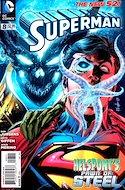 Superman Vol. 3 (2011-2016) (Comic Book) #8