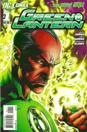 Green Lantern Vol. 5 (2011-2016) (Comic book) #1