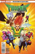 Phoenix Resurrection: The Return of Jean Grey (Comic Book) #5