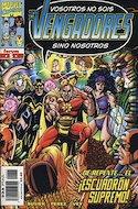 Los Vengadores Vol. 3 (1998-2005) (Grapa 24 pp) #5