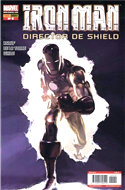 Iron Man: Director of SHIELD / Iron Man & Máquina de Guerra / El Invencible Iron Man (2008-2011) (Grapa, 48 páginas) #9