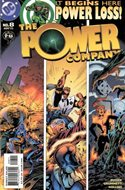 The Power Company (Comic Book) #8