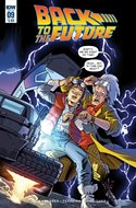 Back to the Future (Comic-book) #9