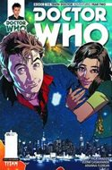 Doctor Who: The Tenth Doctor Adventures Year Two (Grapa) #5
