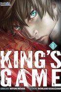 King's Game (Rústica con sobrecubierta) #1