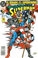 Superman (1993-1996) (Grapa, 48-72 páginas) #2