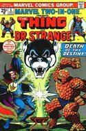 Marvel Two-in-One (Comic Book. 1974 - 1983) #6
