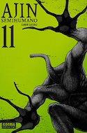 Ajin: Semihumano (Rústica con sobrecubierta) #11