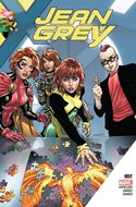 Jean Grey (Comic-book) #2