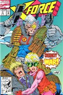 X-Force Vol. 1 (1991-2002) (Comic Book) #7