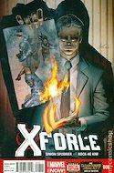 X-Force Vol. 4 (2014-2015) (Comic Book) #8