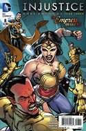 Injustice: Gods Among Us: Year Three (Comic-Book) #8