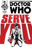 Doctor Who: The Eleventh Doctor (Comic Book) #9
