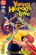 Young Heroes In Love (comic-book) #2