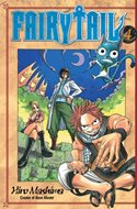 Fairy Tail (Paperback) #4